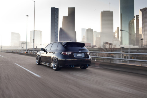 carpr0n:  Early bird Starring: Subaru Impreza STi (by Danh Phan)