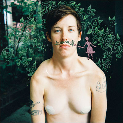 toxicnotebook:  Transmography: Fairytale Portraits of Queers Beyond the Gender Binary, by Najva Sol and Molly Crabapple. Via Coilhouse