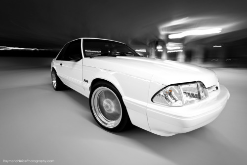 Foxy lady Starring: '90 Ford Mustang 5.0 (by Raymond N)