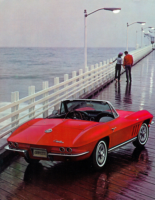 1965 Chevrolet Corvette Sting Ray Convertible   by coconv on Flickr.1965 Chevrolet Corvette Sting Ray Convertible