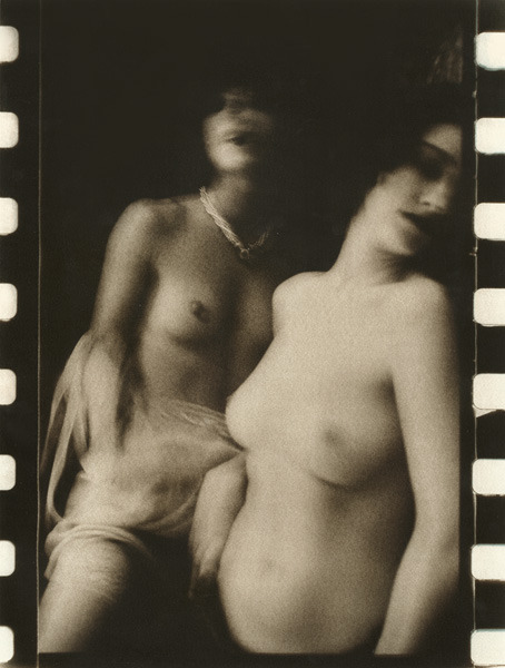 Two Nude Women by Vee Speers, 2002 (from Bordello series)