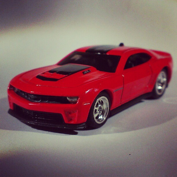 Some new customs for your viewing pleasure… #camaro #realriders #hotwheels #ss (Taken with Instagram)
