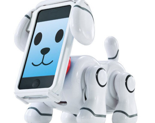 billidollarbaby:  BANDAI SmartPet – iPhone Pet Dog