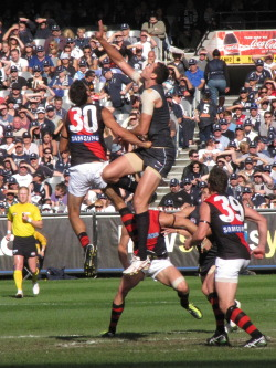 essendon v carlton © Claire Carter Photography