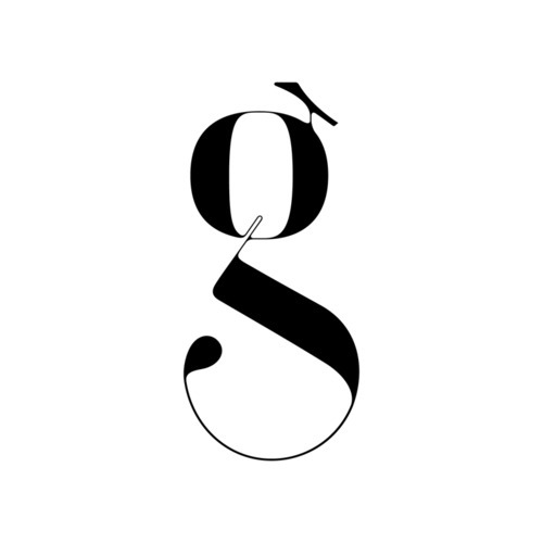 enochliew:  Paris Typeface, lower case g by Moshik Nadav The font is a beautiful combination of simplicity and complexity.