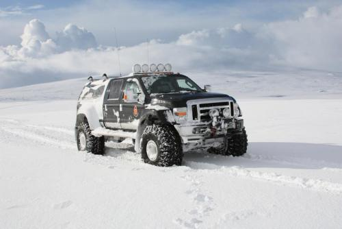 foro4x4:  #GuloffRoad in the Snow