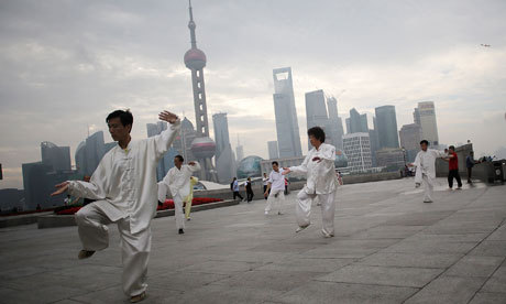 China: witnessing the birth of a superpower Jonathan Watts, guardian.co.uk As he prepares to leave after almost a decade reporting from China, our reporter reflects on his ringside seat watching a developing country transform itselfWhen I moved to Beijing in August 2003, I believed I had the best job in the world:…  Interesting overview of China the last 9 years of development!