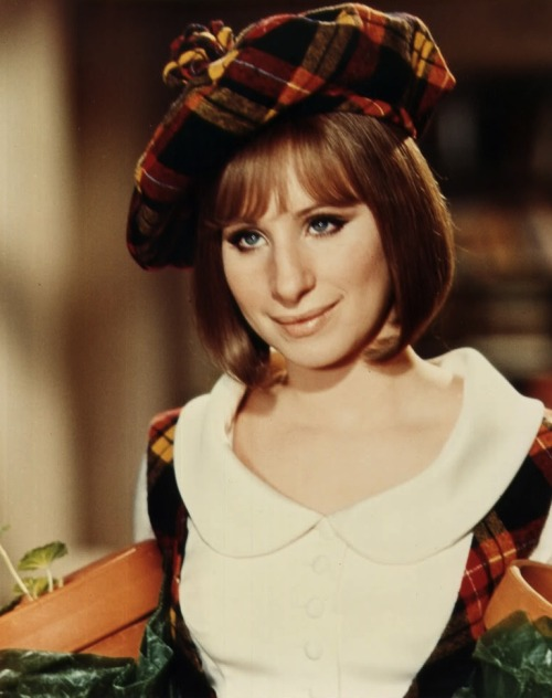 Barbra Streisand in 'On A Clear Day You Can See Forever', 1970.