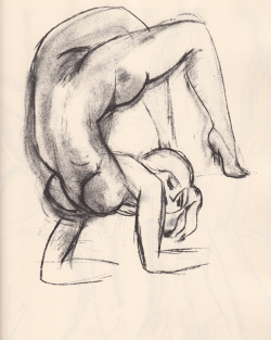 Henri Matisse, Sketch for Ulysses.