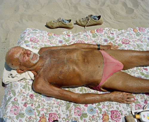 Pink Bikini, 2008 from Washed Up  Caitlin Teal Price