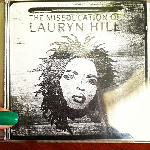 I love this #album ❤ #LaurynHill 🙌 (Taken with Instagram)