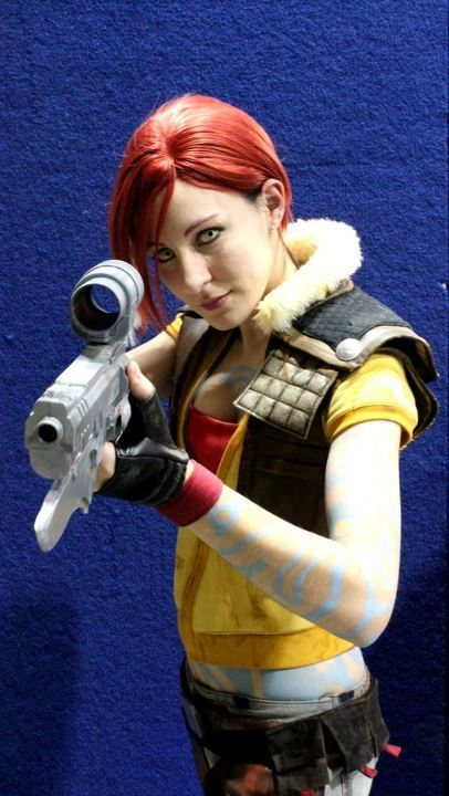 Submission Time! Lilith from Borderlands  Cosplayer & Submitter: Sarah Callan