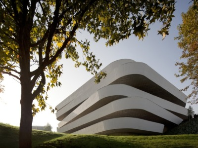 architectureandarts:  Basque Culinary Centre designed by Vaumm.