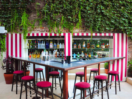 The Best New Bars in 20 Cities | Oasis Clubhouse, Buenos Aires, Argentina