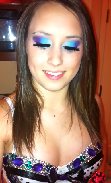 Makeup for the Electric Daisy Carnival - Las Vegas  allthatglittersxxo