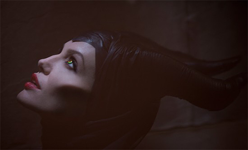 thetvscreen:  First Image of Angelina Jolie as Maleficent | /Film  she is perfect.