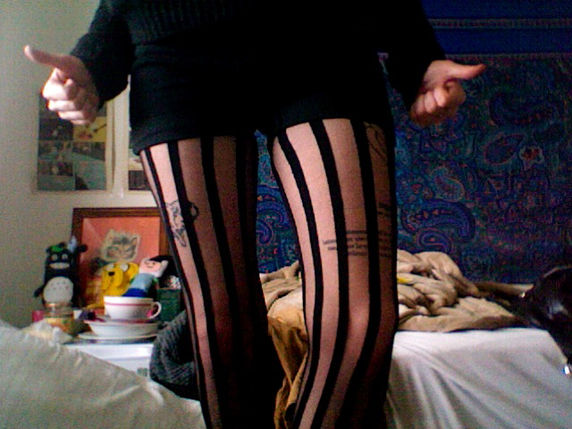 These tights.