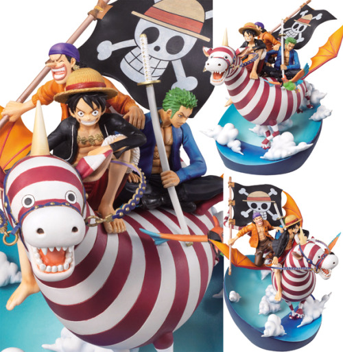 [ ONE PIECE ] DESKTOP REAL McCOY ONEPIECE 03 [ Release 2012/09/30 ]  Reservation reception Click Here !