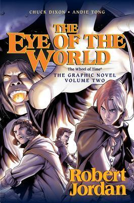(via Goodreads | Book giveaway for Eye of the World: the Graphic Novel, Volume Two)