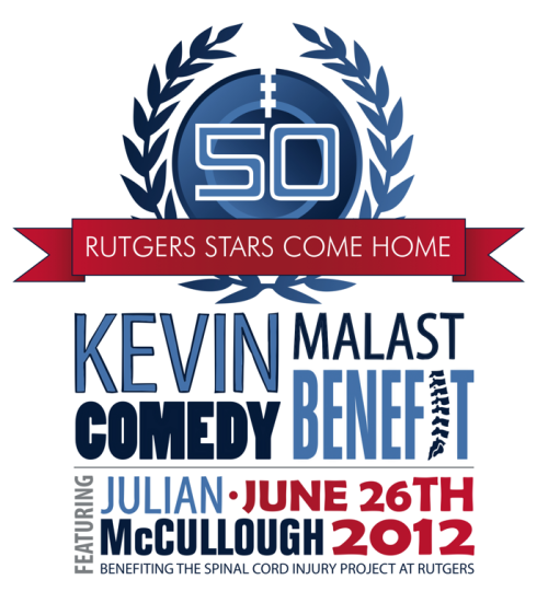 Kevin Malast Comedy Benefit Featuring Julian McCullough Would you like to support a great cause and see some great comedy? Well, too bad, because that is impossible. No wait, I'm now being told it is totally possible! Next Tuesday, Julian McCullough will headline The Kevin Malast Comedy Benefit at the Stress Factory in New Brunswick, New Jersey, with proceeds going to the Spinal Cord Injury Project at Rutgers. Click the image for more information and click here for tickets.