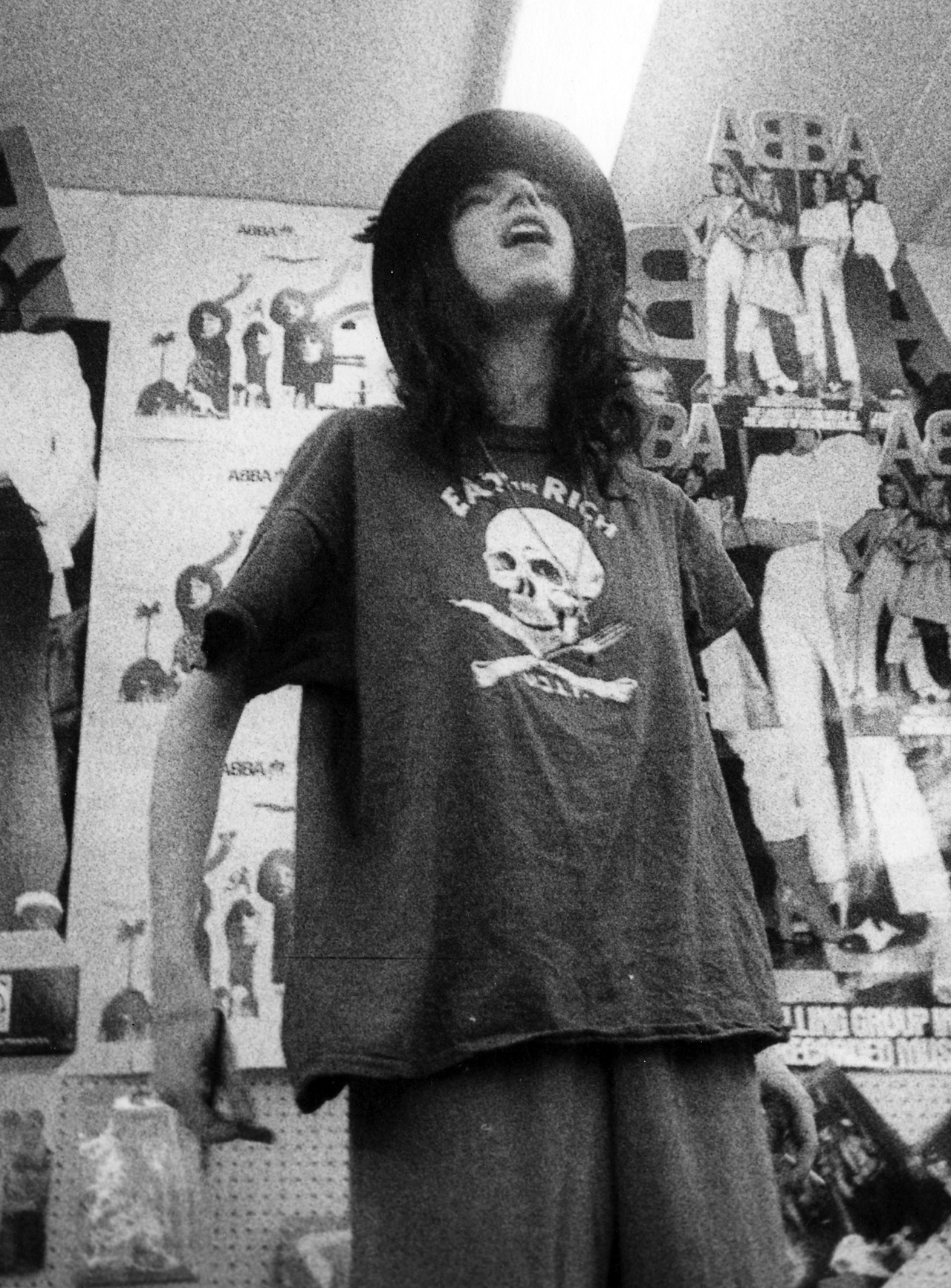 zombiesenelghetto:  Patti Smith, photo Godlis 1977
