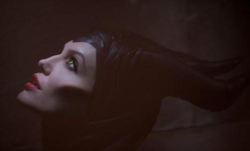 Angelina Jolie Gets Horny in Maleficent