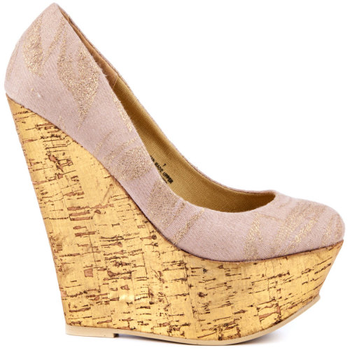 Crisp Cork Wedges … from Lovely People