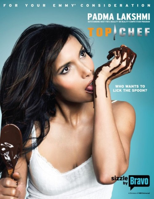 Padma Lakshmi Has Something She Wants You to Lick