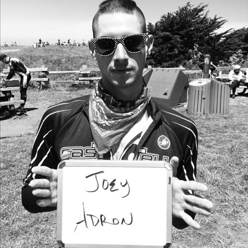 Max. 26. Research assistant. #twocentsproject #alc11 #aidslifecycle Twocentsproject.tumblr.com (Taken with Instagram)