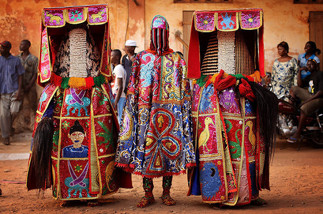 Photo-essay(ish) The Benin (West Africa) Voodoo Festival