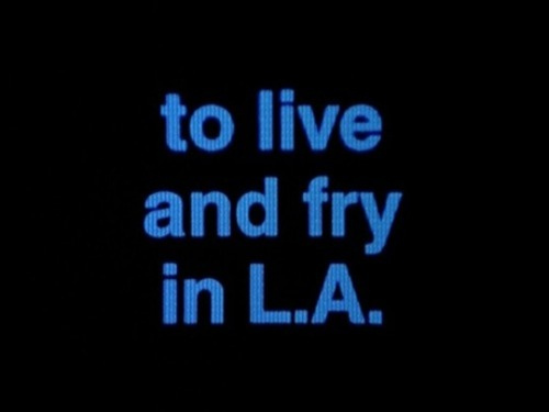 rookiemag:  Literally the Best Thing Ever: Gregg Araki's Totally Effed-Up L.A.