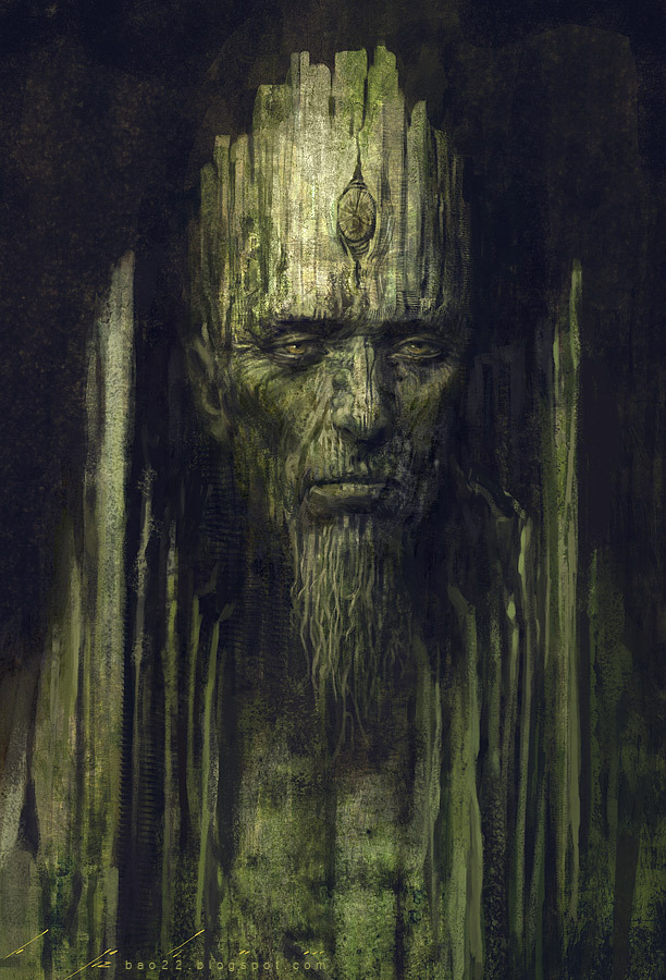 Tree King by thienbao
