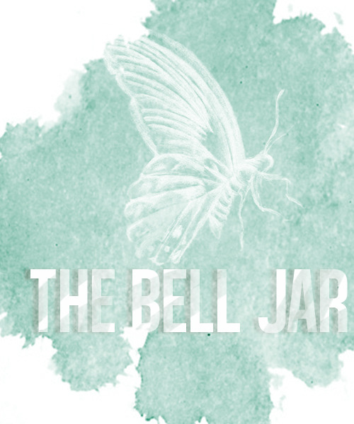 blacknessandsilence:  best novels of the 20th century → the bell jar