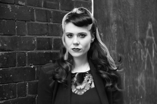 katenashobviously:  Kate Nash article in StyleNoir. Photo by Christopher Dadey.
