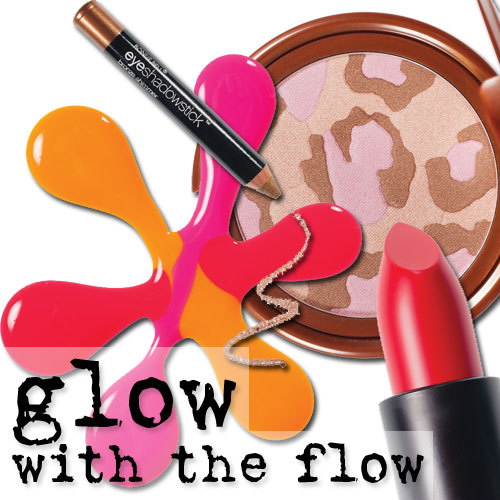 4 gorgeous ways to glam up your summer glow