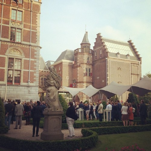 #rijks museum opening thingy #amsterdam  (Taken with Instagram)