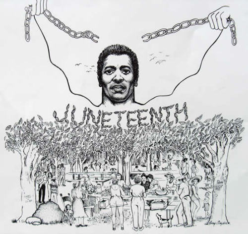 bleedingbox:  Happy Juneteenth