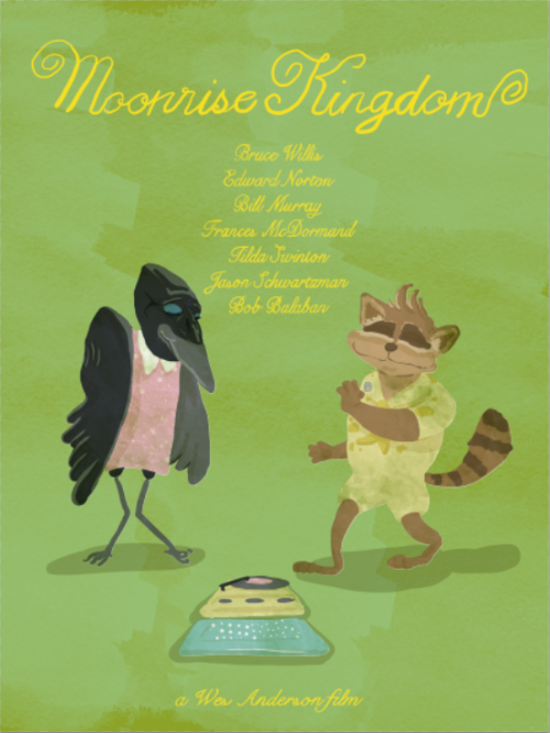 Moonrise Kingdom by Christopher James Robert Warrington