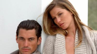 "model David Gandy on Gisele Bündchen: ""You see it. I don't get on with Gisele. We don't see eye to eye, we argue and we don't enjoy working with each other (they have shot three campaigns together). Like I say, we are very privileged but what we do isn't saving lives, it isn't brain surgery. And I'm not going to get on with anyone who takes it for granted or thinks they're someone special. My advice to any young model is very simple. Just don't believe your own hype."" [via Dailymail.co.uk]"