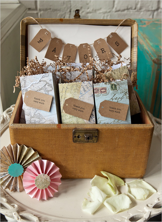 All about travel-themed weddings today!