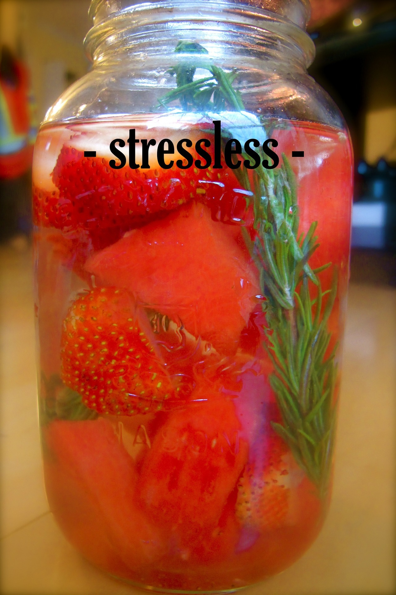 skyevictoriano:  Make Your Own Alkaline Vitamin Water Find yourself needing a vitamin boost?   Click here, for complete recipe and directions of my five signature colour-free, sugar-free and bpa plastic free alkaline vitamin waters or get inspired to make your own combinations.   Recovery - This vitamin water is ideal for recovery post-workout or after a large bout of physical activity.  Blackberries and Cherries aid in replenishing oxygen in the blood while pomegranate and glutamine help to restore and repair muscle tissue damage C*Power - This vitamin water gives you a boost of anti-viral and anti-inflammatory vitamin C.  With natural citrus fruits and camu camu powder, c*power is ideal for boosting your immunity after an illness or just keeping your body empowered.  This is an excellent combination for weight loss Stressless - This is my favourite combination, the blend of watermelon and rosemary is divine.  This vitamin water is ideal for helping you balance stress on a mental and physiological level.  With the addition of B vitamins, hydrating watermelon and calming rosemary this combination is best used during times of stress or intensity Digest It - Excellent for aiding in digestion and stimulating the colon and digestive tract.  With the combination of pineapple's digestive enzymes, soothing, cooling mint and warming ginger, stimulating lemongrass, immunizing lychee and probiotics this water will aid in internal balance Detox - Purify your blood and body with this awesome vitamin water!  Detox is ideal for the morning after a night out or when you are cleansing.  Created with hydrating coconut water, and fresh cucumber, nutrient rich coconut meat, detoxifying milk thistle and anti-oxidant loaded raspberries and blueberries, this combination will cleanse your body from the inside out It simple, cheap and easy way to get your vitamins in a delicious and hydrating way. www.zainsaraswatijamal.com