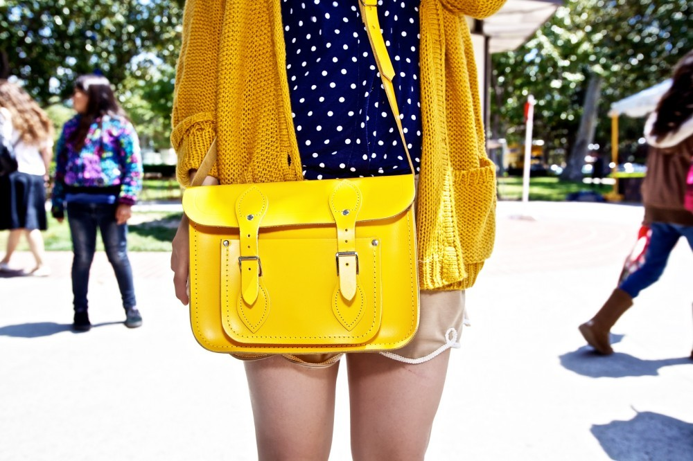 CliQue Loves Yellow! sharewithclique@gmail.com (photo:Hailley Howard)