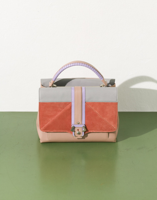 Obsession alert! Check out newbie designer Paul Cadematori's gorgeous handbags.