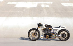 heyyoshimi:  Mickey Rourke's custom bike