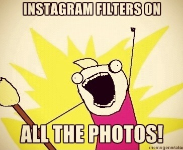 97% of the pictures I see on Facebook