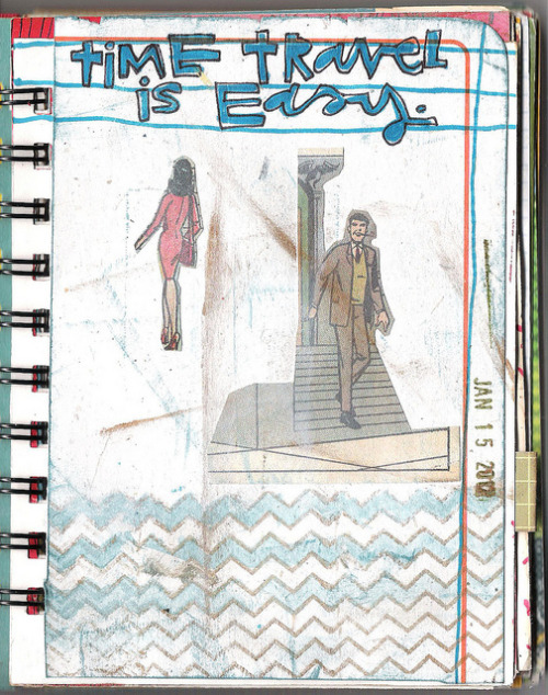 015/366 Art Journal Pages by coreymarie♥com on Flickr.