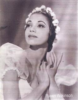 theballetblog:  Raven Wilkinson: The first African American to be a member of a major ballet company in the United StatesWhen Raven Wilkinson was about five years old, her mother took her to the City Center Theater to see the Ballet Russe de Monte Carlo. The ballet was Coppelia and when the curtain opened, Raven was enraptured by what she saw on the stage. From New York City, her mother was influential pursuing ballet training for her. Wilkinson began studying with a well-known Russian dancer when she was nine. After being inspired by seeing Janet Collins on stage in the early 1950s, she left school in her teens to pursue ballet full time. When the director of Ballet de Russe purchased Monte Carlo, her ballet school the students were invited to try out for his company. Sergie Denham, director of the school and company, was impressed with Raven's progress. He offered her a strange proposal: Denham wanted her to be part of the company without a contract. He told her that there was another girl in Chicago he wanted to see before giving her a contract. Raven felt they wanted to see how she would be accepted in the south. Raven made it clear that she would not advertise that she was black, but she would not deny it either. When they got to Chicago without any problems, it turned out that there was no other girl. In 1954 they gave Raven a full contract, making her the first African American to be a member of a major ballet company. In the second season she was promoted to soloist, and stayed with the company for six years. On a tour of one-night stands she roomed with Eleanor D'Antuono. For two years there was no problem until a black elevator girl recognized her as African American and reported her to the management in Atlanta, Georgia. Even though she had roomed at the same hotel in the past, the clerk wouldn't let her stay. They called a cab to take her to a black hotel. Eleanor was going to go with her, but because of segregation Eleanor wasn't allowed to stay in a black hotel. In Montgomery, Alabama the KKK heard there was a person of color performing in the theater. During rehearsal they marched down the aisle in their white robes and on to the stage. They asked each group of girls if they knew which one was a negress; no one would answer, even in her group. That night Raven danced in performance. When the season was over they didn't fire her but suggested that she had gone as far as she could in the company. Raven was tired after six years of one-night stands, and she took this as a sign that it was time to leave. Getting another job as a dancer was very difficult, so Raven, who had always been a devout Catholic, joined a convent. After eight months her love for ballet and theater made her realize that the stage was where she wanted to be. Raven found that no other major ballet company would hire her, even though she was willing to go back into the corps de ballet. In 1967 she went to Holland and became a soloist with the Dutch National Ballet.Source