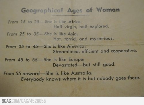 LMAO!!! The last one is good! ;P