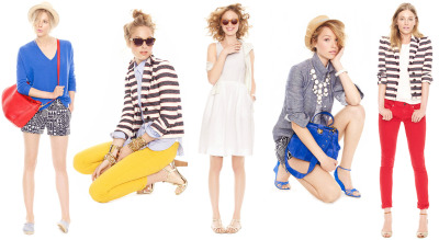 ineedsleep:  J. Crew Looks We Love June 2012