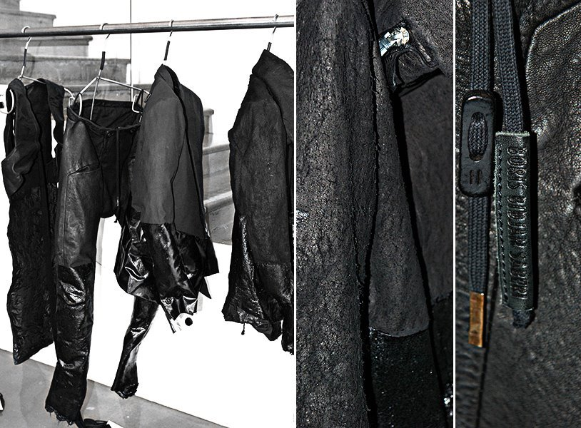 Boris Bidjan Saberi for Prototype